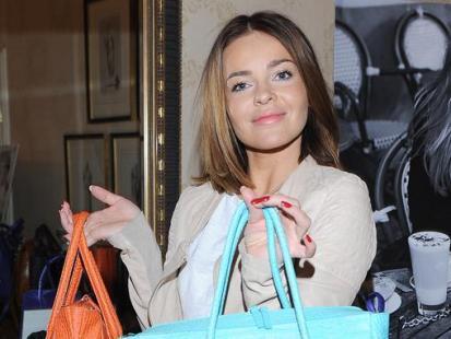 Gwiazdy kupują nowe torebki z kolekcji Sabriny Pilewicz