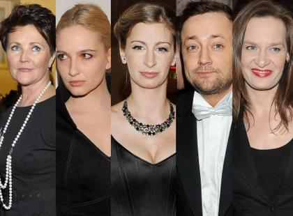 Gwiazdy, milionerzy i artyści na 100-leciu Teatru Polskiego