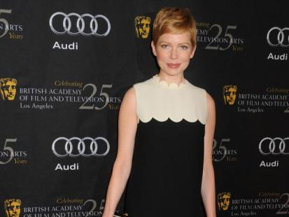 Gwiazdy na Bafta Tea Party 2012