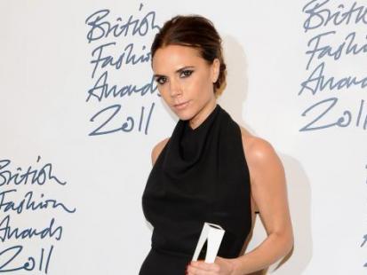 Gwiazdy na British Fashion Awards 2011