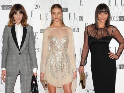 Gwiazdy na Elle Style Awards 2012