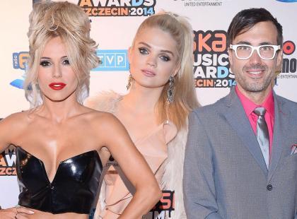 Gwiazdy na Eska Music Awards 2014. Kto zdobył statuetki?