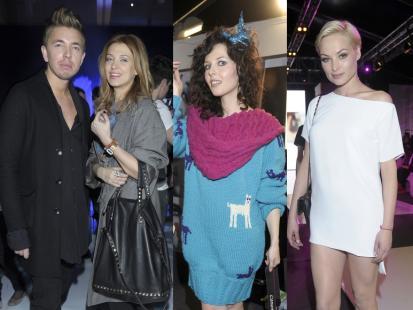 Gwiazdy na Fashion Week Poland 2012