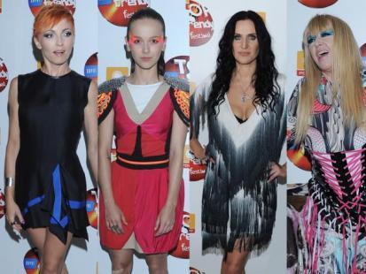 Gwiazdy na festiwalu Top Trendy 2011