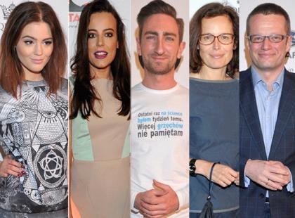 Gwiazdy na gali Blog Roku 2012