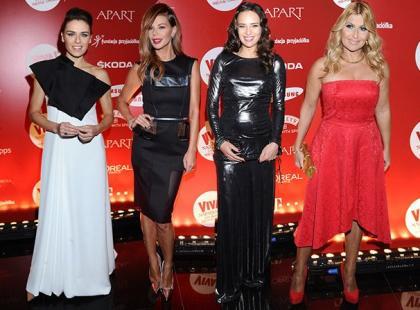 Gwiazdy na gali Viva! Najpiękniejsi 2013