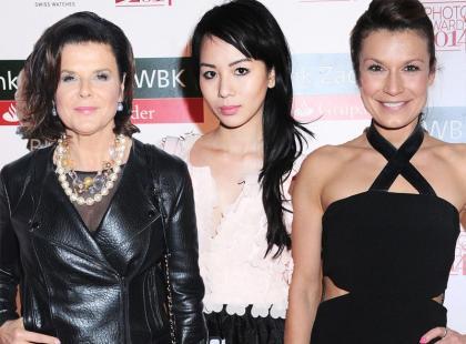 Gwiazdy na gali Viva Photo Awards 2014