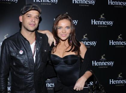 """Gwiazdy na """"Hennessy artistry"""""""