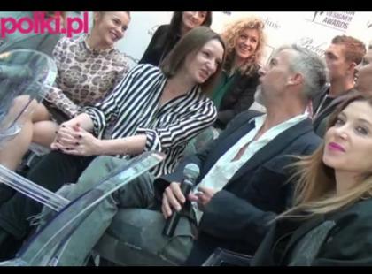 Gwiazdy na konferencji 5. edycji konkursu Fashion Designer Awards [video]