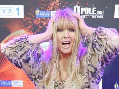 Gwiazdy na konferencji festiwalu Opole 2011