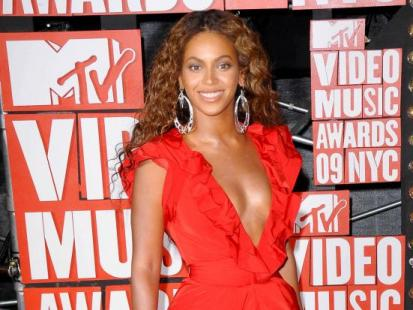 Gwiazdy na MTV Video Music Awards 2009