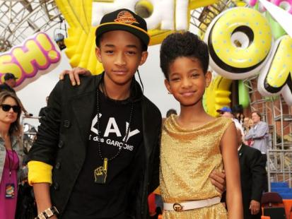 Gwiazdy na Nickelodeon Kids Choice Awards 2011