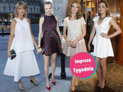 Gwiazdy na otwarciu Louis Vuitton w Polsce