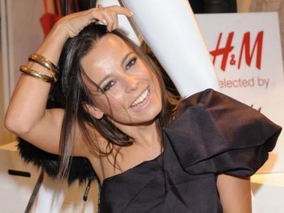 Gwiazdy na otwarciu nowego salonu H&M