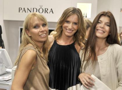 Gwiazdy na otwarciu nowego salonu PANDORA