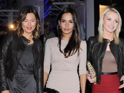 Gwiazdy na pokazie mody Jackpot & Cottonfield