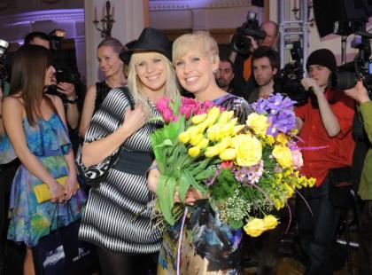 Gwiazdy na pokazie Natalii Jaroszewskiej