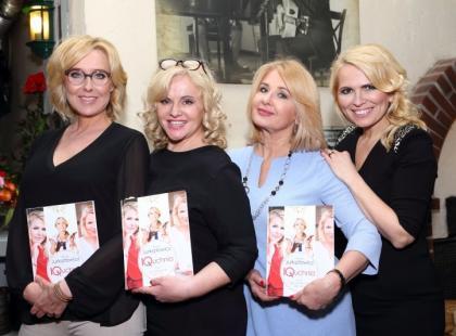 """Gwiazdy na premierze ksiażki """"IQuchnia"""" Anny Jurksztowicz"""