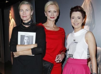 Gwiazdy na premierze magazynu odzieżowej marki
