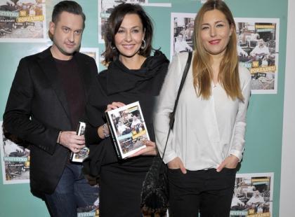 Gwiazdy na premierze nowej książki Prokopa i Hołowni