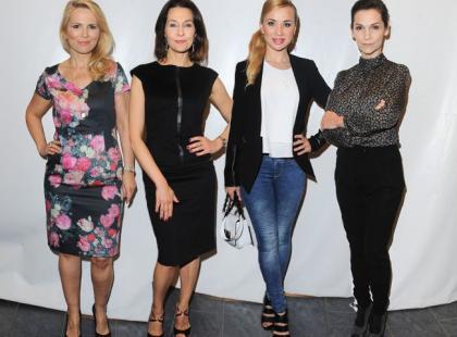 Gwiazdy na premierze płyty Anny Jurksztowicz