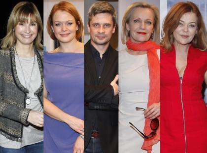 """Gwiazdy na premierze spektaklu """"En Vogue"""""""