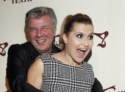 Gwiazdy na premierze spektaklu Tango Notturno