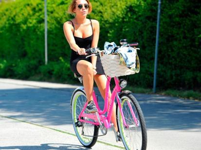 Gwiazdy na rowerze