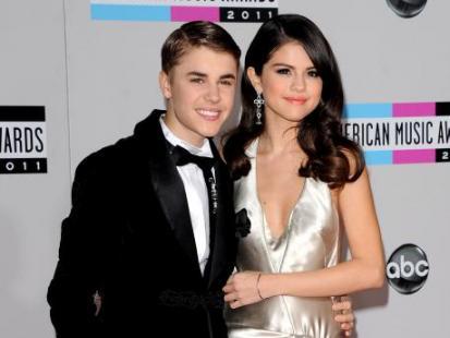 Gwiazdy na rozdaniu American Music Awards 2011
