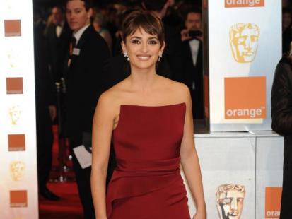 Gwiazdy na rozdaniu Bafta Awards 2012