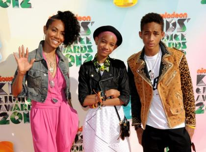 Gwiazdy na rozdaniu Kids Choice Awards 2012