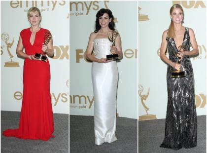Gwiazdy na rozdaniu nagród Emmy