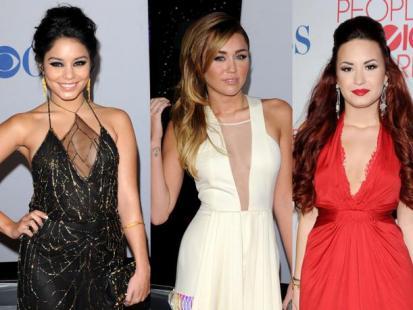 Gwiazdy na rozdaniu nagród People Choice Awards 2012