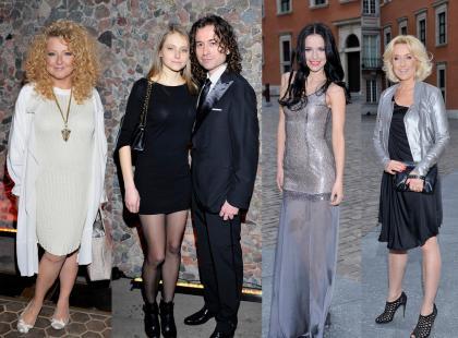 Gwiazdy na rozdaniu Wiktorów 2011
