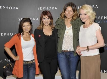 Gwiazdy na Sephora Hot Trends