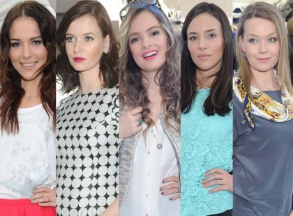 Gwiazdy na Sephora Trend Report