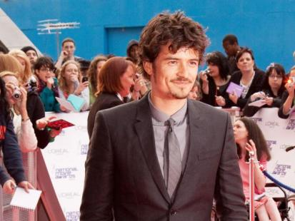 Gwiazdy na The National Movie Awards 2010
