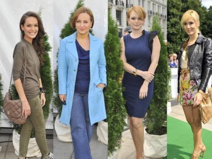 Gwiazdy na Warsaw Fashion Street 2011