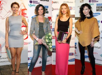 Gwiazdy na Warsaw Fashion Weekend