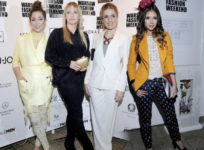 Gwiazdy na Warsaw Fashion Weekend