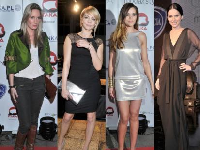 Gwiazdy na XV gali Moda & Styl