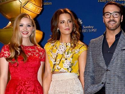 Gwiazdy nominowane do Złotych Globów!