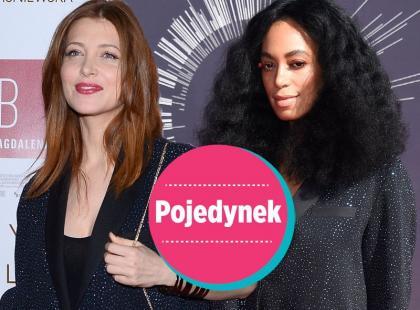 Gwiazdy noszą komplet H&M Studio: Fijał vs. Knowles