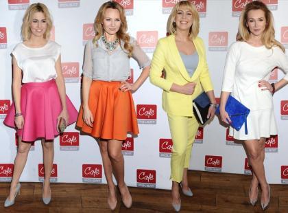 Gwiazdy Polsat Cafe na wiosennej konferencji