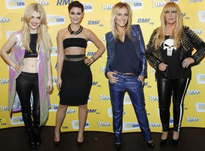 Gwiazdy popu na urodzinach rozgłośni radiowej