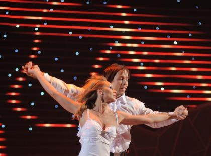 Gwiazdy Tańczą na Lodzie - odcinek siódmy