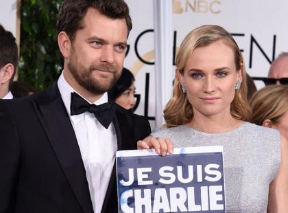 Gwiazdy upamiętniły ofiary zamachu w Paryżu