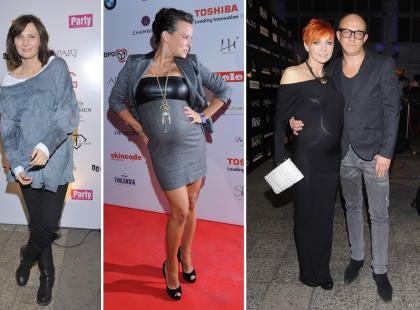 Gwiazdy w ciąży 2011