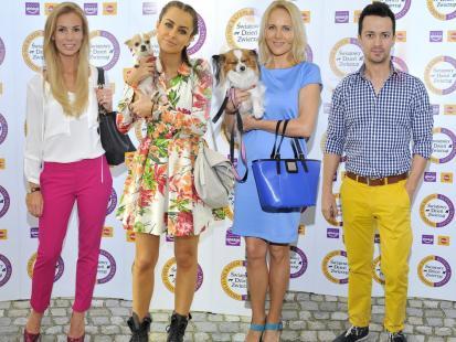 Gwiazdy wspierają akcję charytatywną na rzecz psów i kotów