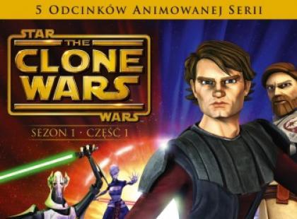 """""""Gwiezdne Wojny: Wojny Klonów"""" - sezon 1 już na DVD!"""